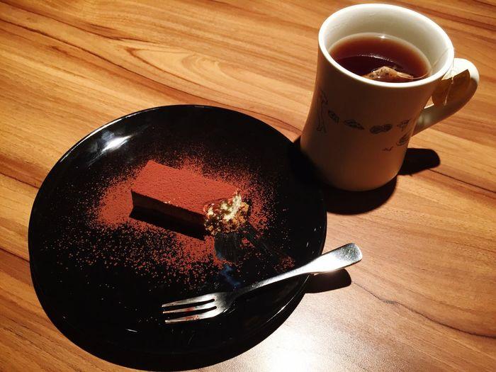 提拉米蘇 焦糖伯爵茶