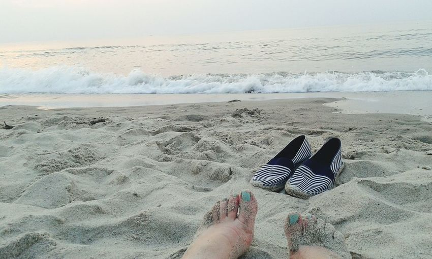 That's My Legs Sky And Clouds Relaxing Hello World Waterscape Enjoying Life Everyday Beauty Espadrilles  Artphotography Artistic