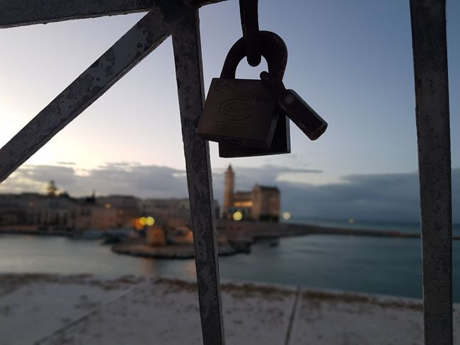 Trani Tranibynight S7flat Cattedrale Yellaspuglia Italy Apuglia Visititalia Water No People Outdoors Close-up Sky Day
