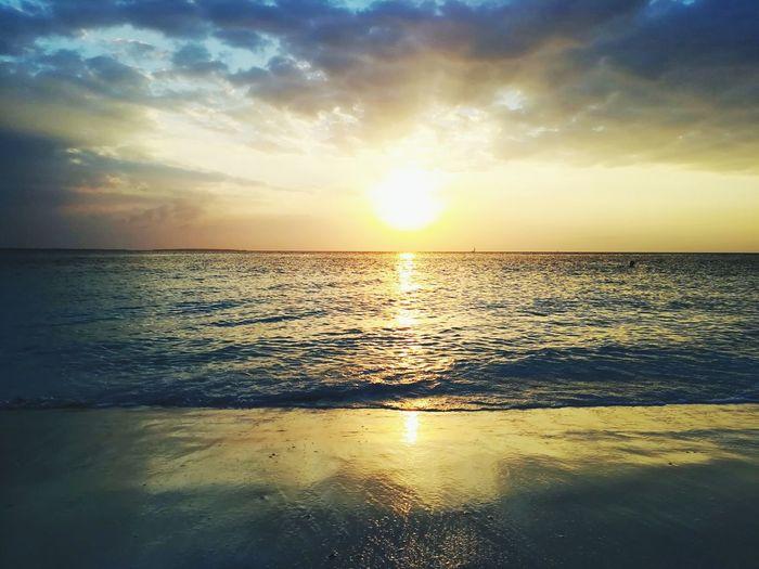 Kendwa beach,