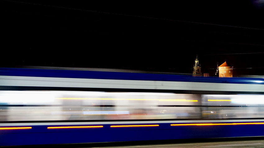 Blurred Motion City Life Long Exposure Motion Night on the move Public Transportation Speed HUAWEI Photo Award: After Dark