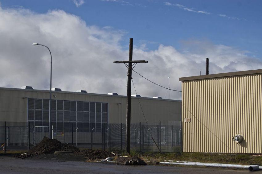 Abandoned Air Base Decay Iceland Keflavík Machinery NATO Road Machinery ásbrú
