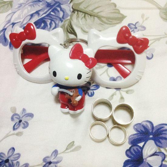 HelloKitty♥ Rings♥