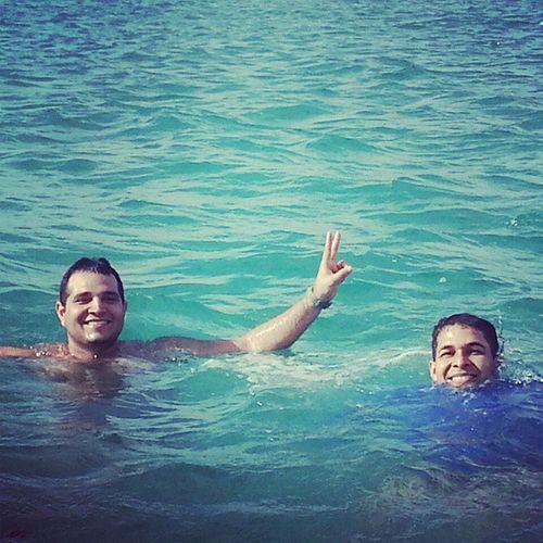 Paradinha no meio do mar pra dar aquele velho pulo!!! Summerbeach BarradeSãoMiguel Maceió Alagoas