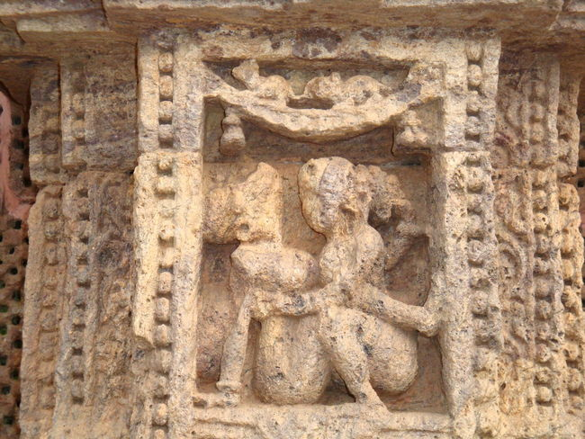 Beautiful Sand stone carvings depicting the lifestyle of past. Ancient Ancient Civilization Archaeology Architecture Art And Craft Bas Relief Building Exterior Built Structure Carving Carving - Craft Product Close-up Craft Day History Outdoors Religion Sculpture The Past Travel Travel Destinations