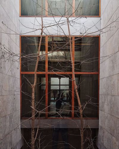 Phillylove ❤️ Architecture Built Structure Abandoned Window Building Exterior Construction Site One Person
