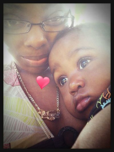 My son and I!! ♥♥