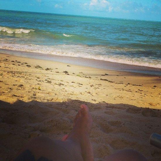 Só mesmo o mar pra lhe trazer paz e tranquilidade ! Maceiobeach