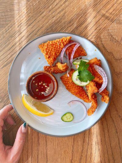 Calamari Food