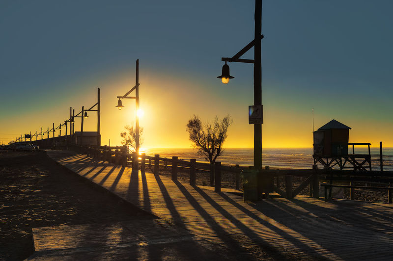 Hdr_Collection Beach Beachphotography Day Nature No People Outdoors Photoshop Railway Signal Sky Sunrise Sunset Transportation Water