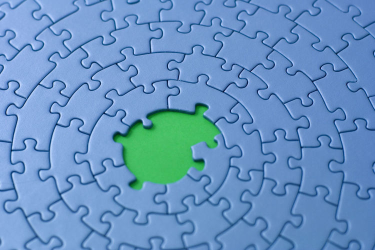 blue jigsaw with missing pieces in the center Background Backgrounds Blue Center Challenge Close-up Competition Concept Conceptual Connection Full Frame Hole Jigsaw Piece Jigsaw Puzzle Meeting Missing Part Of Problems Puzzle  Shape Solution Strategy Teamwork Textured  Togetherness