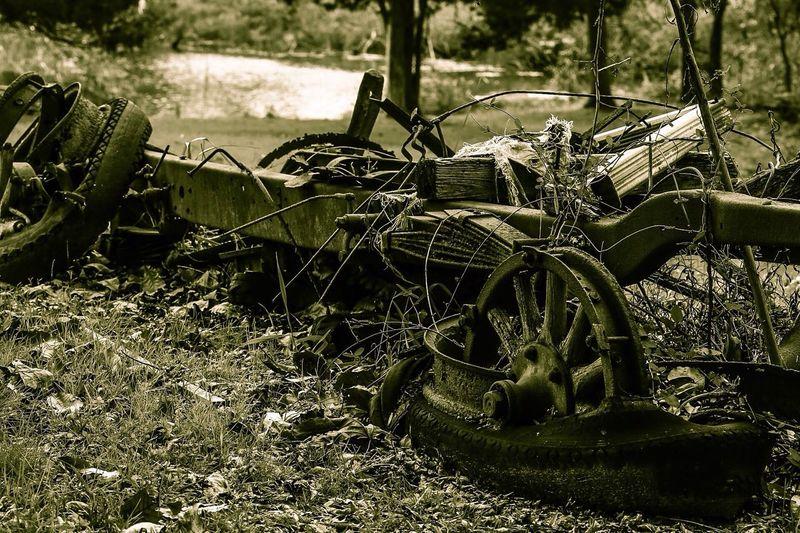 Car Vintage Car Historic Car Rusting Car Rust Decay JGLowe