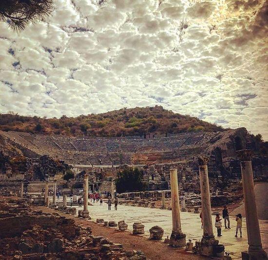 Izmir Turkey Efesus