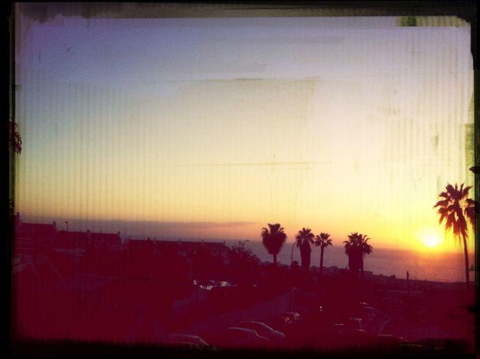 Sun/set!