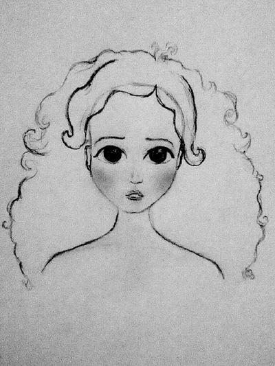 Ya casi c: Drawing Process Pencil Art Art Draw
