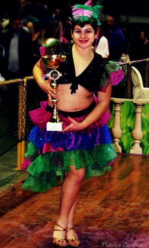 Che brava mia sorella, ha gareggiato contro 20 gruppi ed è arrivata in 2° posto. Continua così♡ Eye4photography  Soddisfazioni My Sister ❤ Dance First Eyeem Photo
