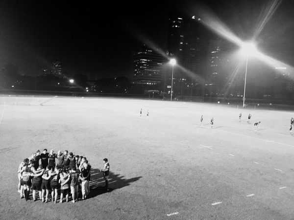 Rugby TeamworkMakesTheDreamWork Newfamily Brotherhood Hopes And Dreams Getting Ready Forevertogether Focused Sooo Focused Let My Burdens Go Nd Gave It To God Im In To Win Aint No Losing!  Tryhard Focused, Hard Work Is The Real Key To Success. Keep Your Eyes On The Goal, And Just Keep Taking The Next Step Towards Completing It. If You Aren't Sure Which Way To Do Something, Do It Both Ways And See Which Works Better -John Carmack Goal! Break The Mold