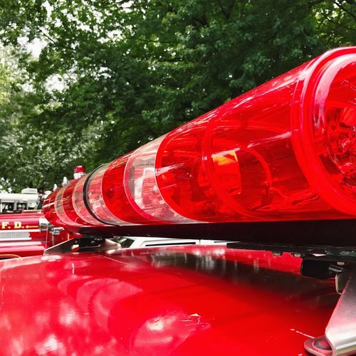 Fire Chief Light Bar Light Bar Red Fire Marshall Flashers Detail Fire Chief Red Flashers Emergency