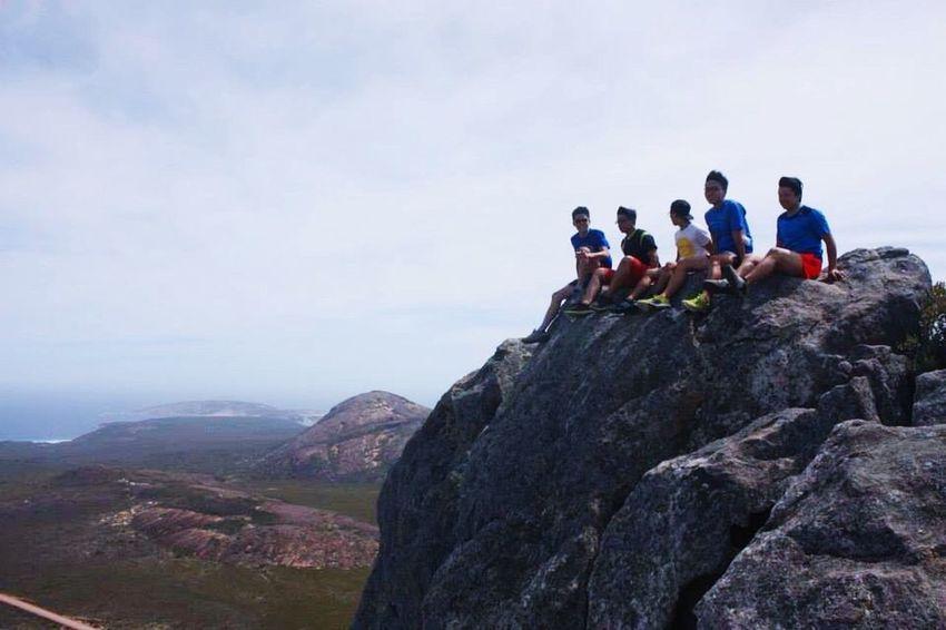 Exploring New Ground Climbing Traveling Frenchman Peak CapeLeGrand