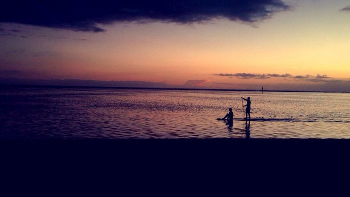 Sunset Reunion  Island First Eyeem Photo