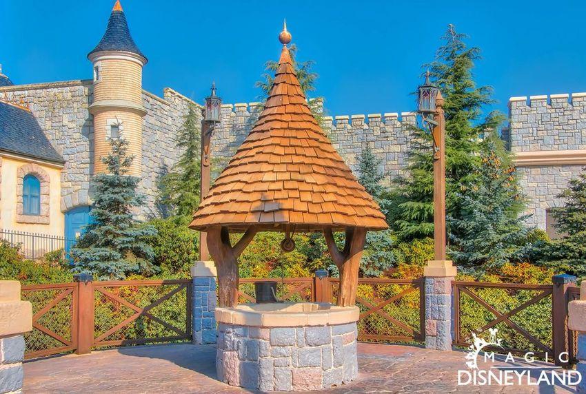 Makeawish Building Exterior Disneyland Paris HDR Travel Destinations Disneyland Resort Paris Hdrphotography Waltdisney Disneylandparis Disney Disneyland