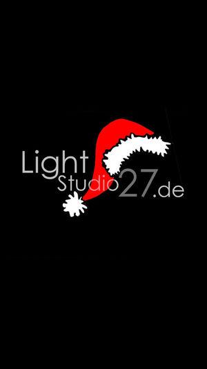 Mein Logo ist auch in Weihnachtsstimmung ... mehr von mir auf www.facebook.com/lightstudio27de oder www.lightstudio27.de Fotoshooting Crazy Fun Taking Photos