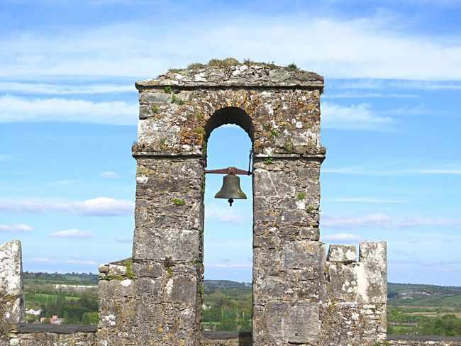 Blarney Castle Cork Old Castle Built Structure Architecture Bell No People History Irish Ireland at the Blarney Castle
