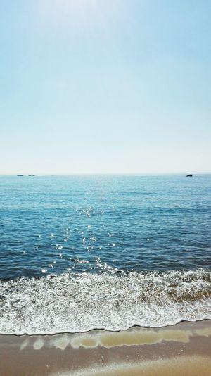 Nature's Diversities Fantastic ♥ Ocean With Morning Sunshine My Hometown 广东沿海 Guangdong China