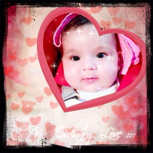 To Moutraki Mou <3 My Little Baby Girl <3 <3 Georgiana 04/04/2014 <3 LoveMyspecialfamily