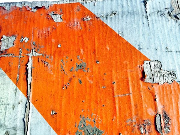 An old, worn, orange and gray textured surface background Architecture Background Background Texture Backgrounds Building Exterior Close-up Color Day Decayed Gray Grunge Grungy No People Orange Orange Color Outdoors Paint Peeling Textured  Textured  Textured Background Textures Textures And Surfaces Wall Wall - Building Feature