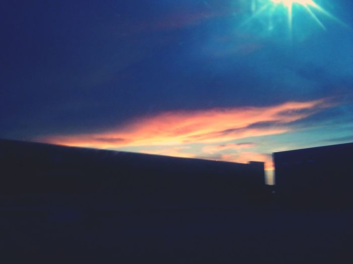 Its an old picture, but I Love the Sunset. Check This Out