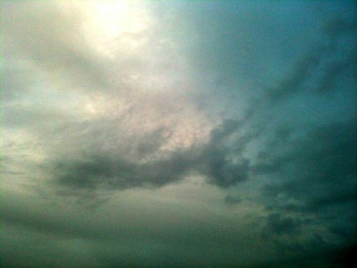 Sunset Clouds Skylovers Twilight Dusk Orton Effect Picsart Edit BrackleshamBay Chichester Westsussex