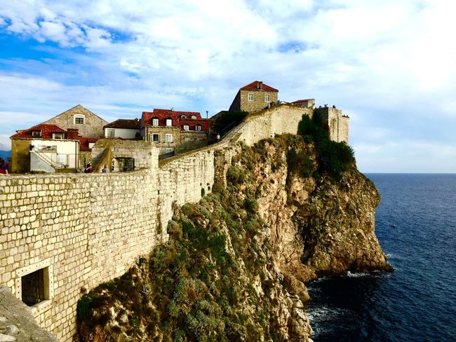 Dubrovnik, Croatia Dubrovnik Croatia Europe Europe Trip Dubrovnik, Croatia Buildings Adriatic Sea Old Buildings Cities Of Europe IPhoneography Iphoneonly Iphonephotography Traveling Landscapes With WhiteWall