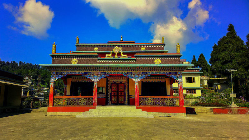 Lava Monastry Architecture Building Exterior Famous Place History Place Of Worship Religion Spirituality Temple Tourism Travel Destinations