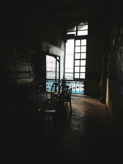 Indoors  Built Structure Old No People Metal Industry Architecture Eyeem Philippines