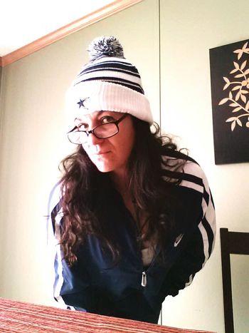 That's Me Selfie Addict 📷 Dallas Cowboys Kinda Girl🏈 True German Girl WinterOf2015 Today's Hot Look NorthDakotaLiving ❄⛄