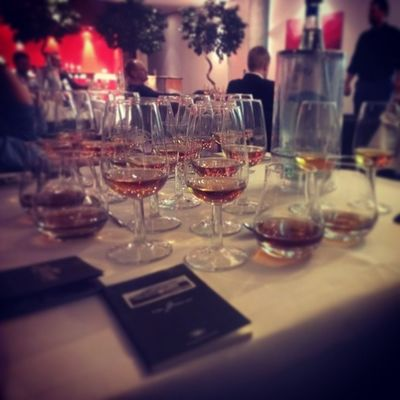 Diageo Whisky Tasting...