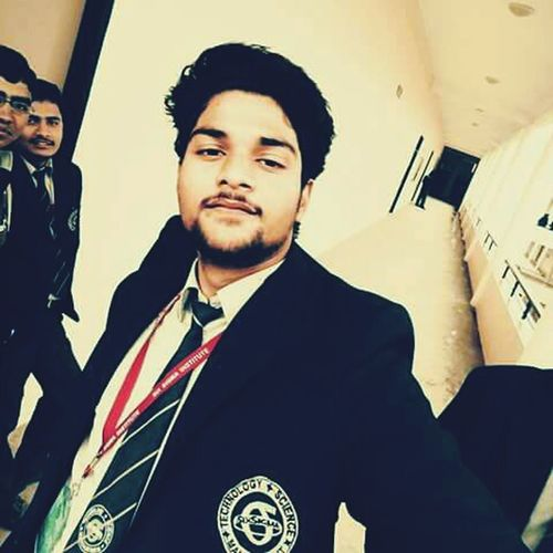 At college ;)