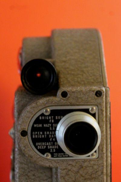 Close Up Technology Close-up Camera Movıe Orange