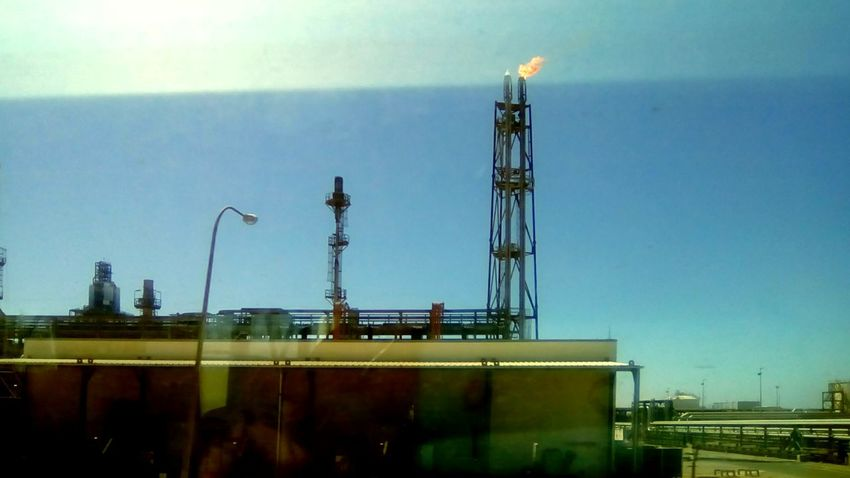 Hanging Out Color Open Edit Colour Of Life Petrochemicalplant Industrial On A Train