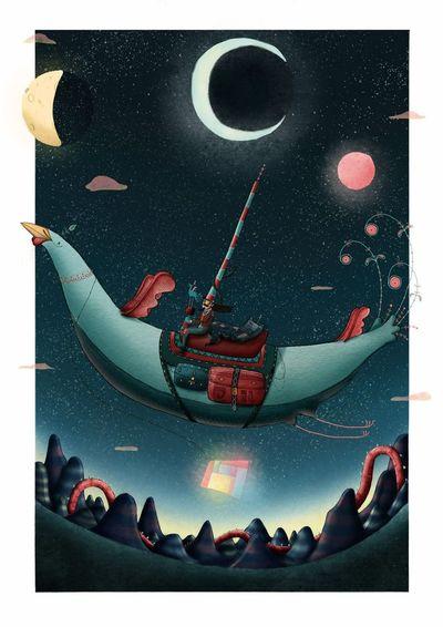 Illustration Digital Art Children's Book Illustration