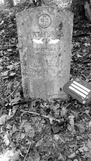 Cemetery Photography Veterans Heroes Black & White Pre Civil War Outdoor Photography Old South Georgia