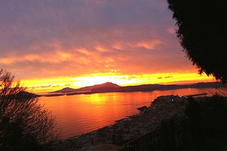 Pozzuoli Sunset