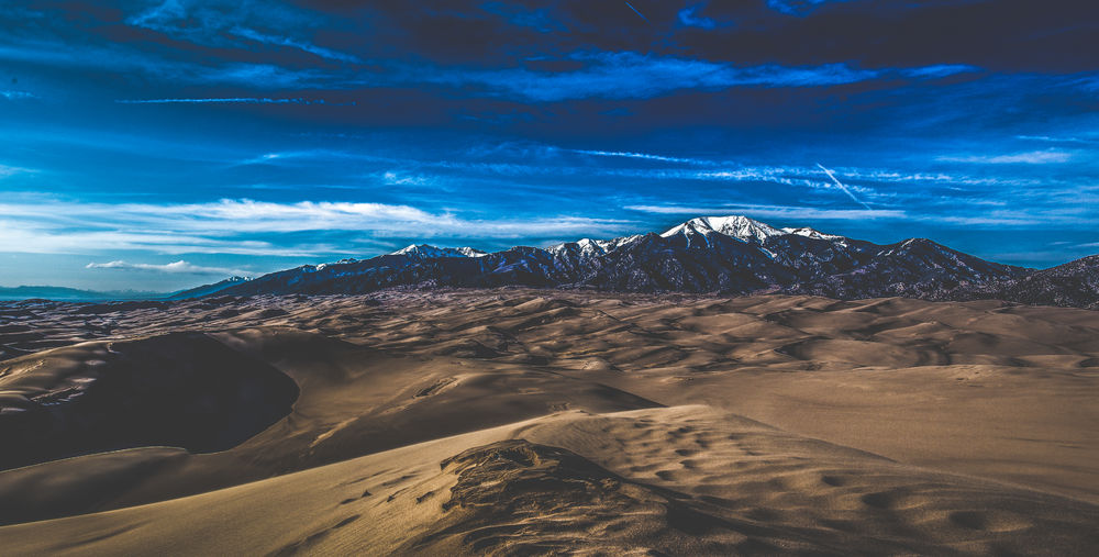 Arid Climate Beauty In Nature Desert Geology Landscape Mountain Mountain Range Nature Physical Geography Sand Dune Sanddunes Scenics Sky Tranquil Scene Travel Destinations