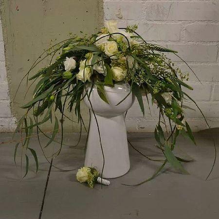 Kurs Tag 2 Brautstrauss Bogenstrauss Flower Bouquet
