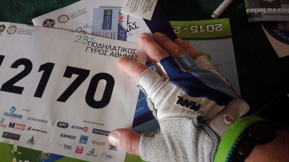 🔥 ready as hell... 😈😈😇😊 23rd Cycling Round Of Athens Sunday 17/4/16 Cycling Participation Participant Tag My Number Yohoooo