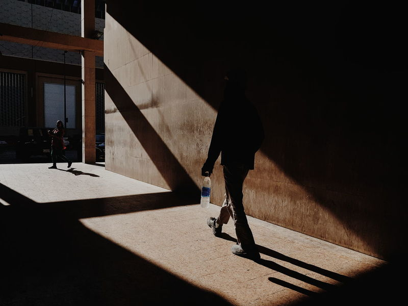 Shadow Sunlight Sport Lifestyles Low Section Only Women Day Adult People One Person Adults Only One Woman Only Outdoors Kuwaitstreetphotography Yoonjeongvin Kuwait The Week on EyeEm Editor's Picks Galaxy S8+ The Graphic City Colour Your Horizn Inner Power The Street Photographer - 2018 EyeEm Awards
