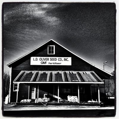 Local Feed Store. #miltonvt Old_look Abstract Old B Store Vermont Feed  Btv Vt_scenery 802 Milton_vt Miltonvt Vt_scene Black_white Feed_store