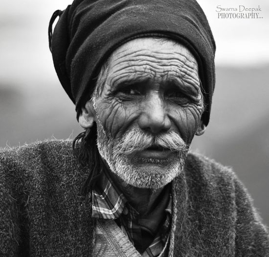 Testament to constant in an ever changing society... CandidPortrait MyTravelogue Swarna Deepak Photography Nikonphotography Nikond5300 Uttarakhand Tourism Black And White Portrait Photoshop Cs6 My Best Clicks Open Edit