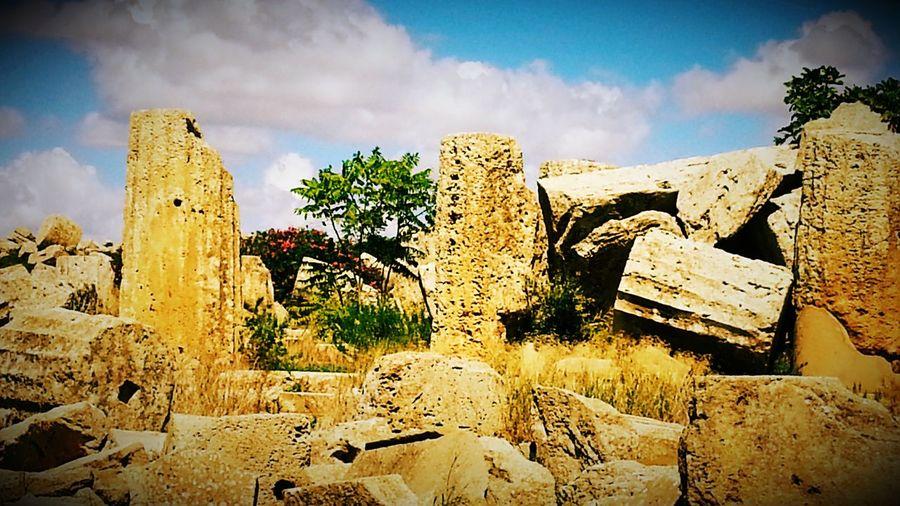Rovine ..giganti..templi del passato